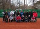 На кортовете на Тенис клуб