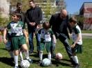 строителна компания Евробилдинг Инженеринг дарява 900 футболни екипа на детска футболна школа ЗВЕЗДИЧКА